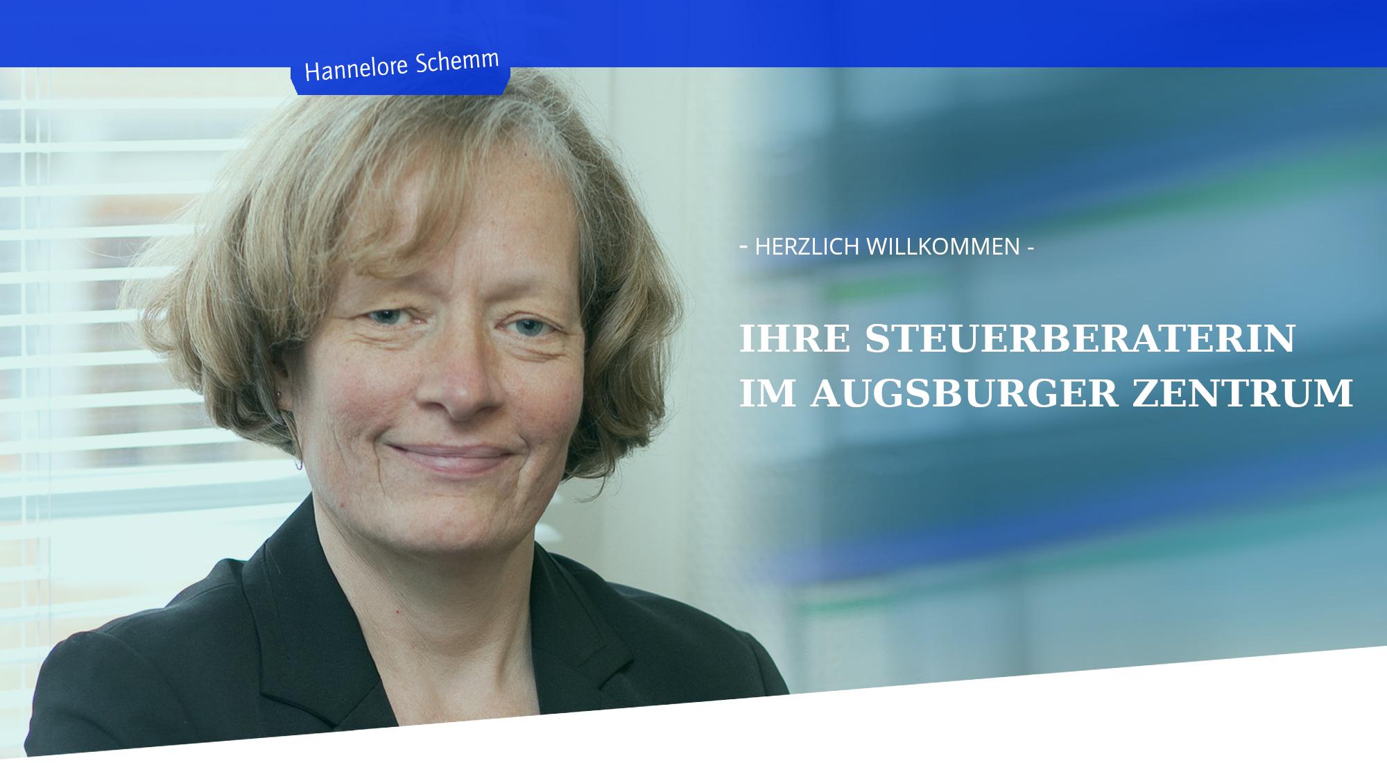 Steuerberaterin in Augsburg